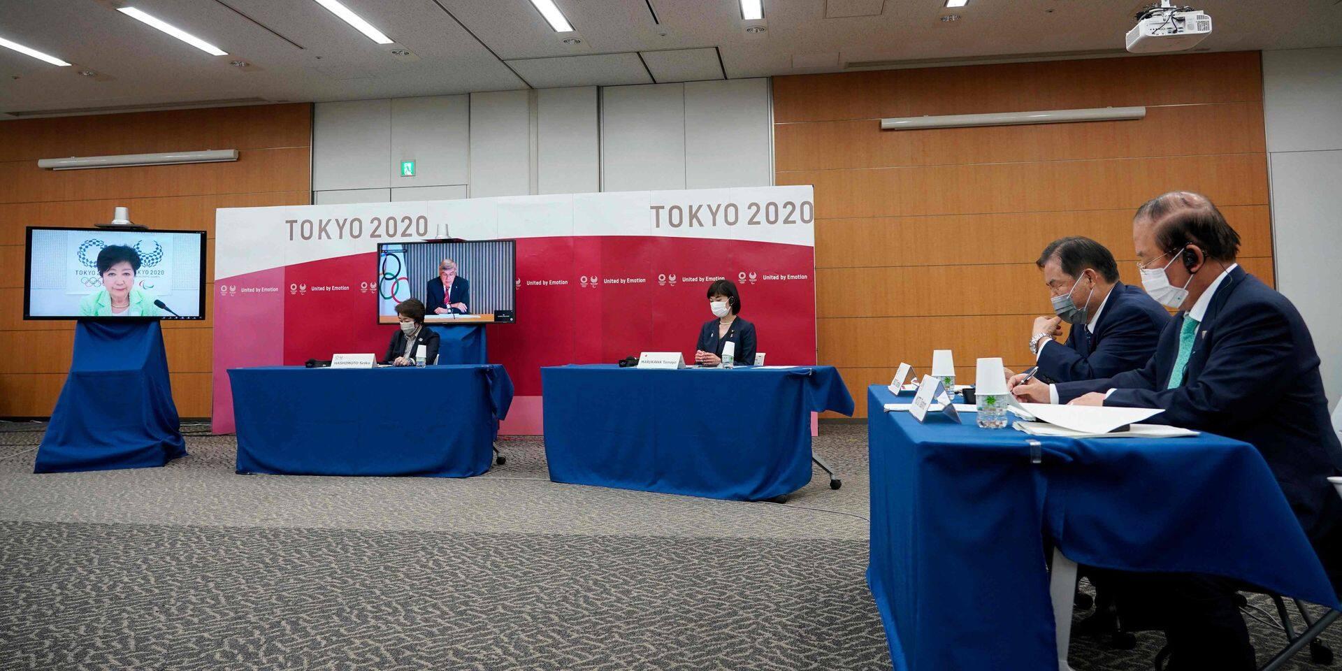 Jeux de Tokyo 2020: Incertitude sur la présence du public, des tests tous les jours pour les sportifs