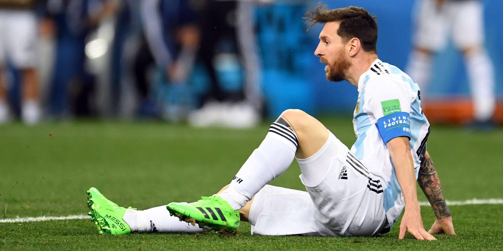 World Cup 2018 - Argentina - Croatia