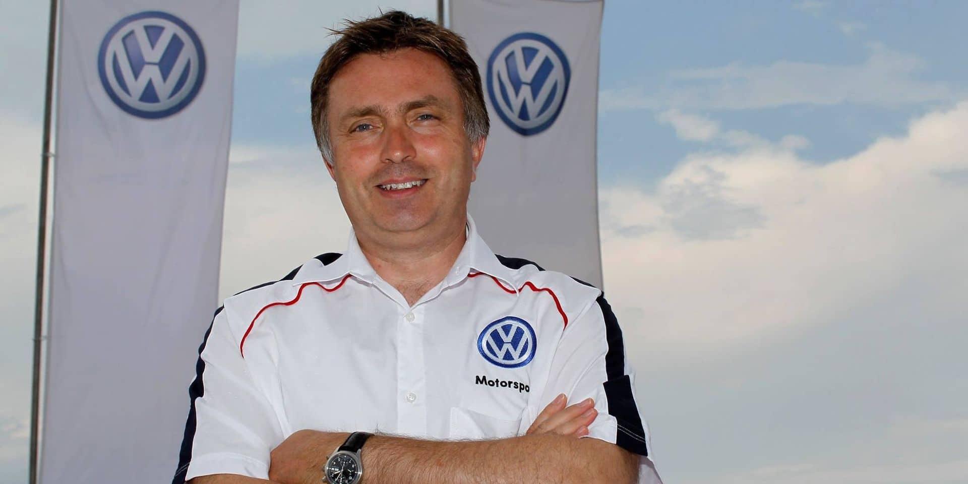 Williams recrute Jost Capito comme nouveau PDG