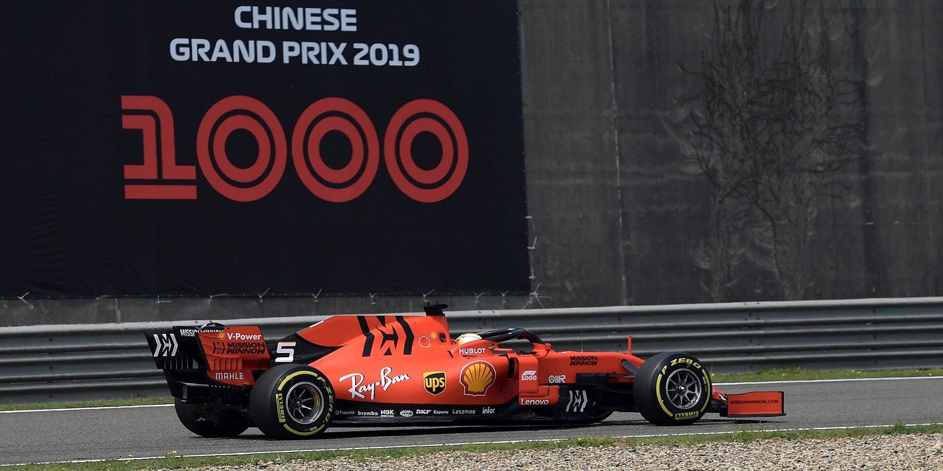 La F1 en plein dans le 1000 (INFOGRAPHIE)