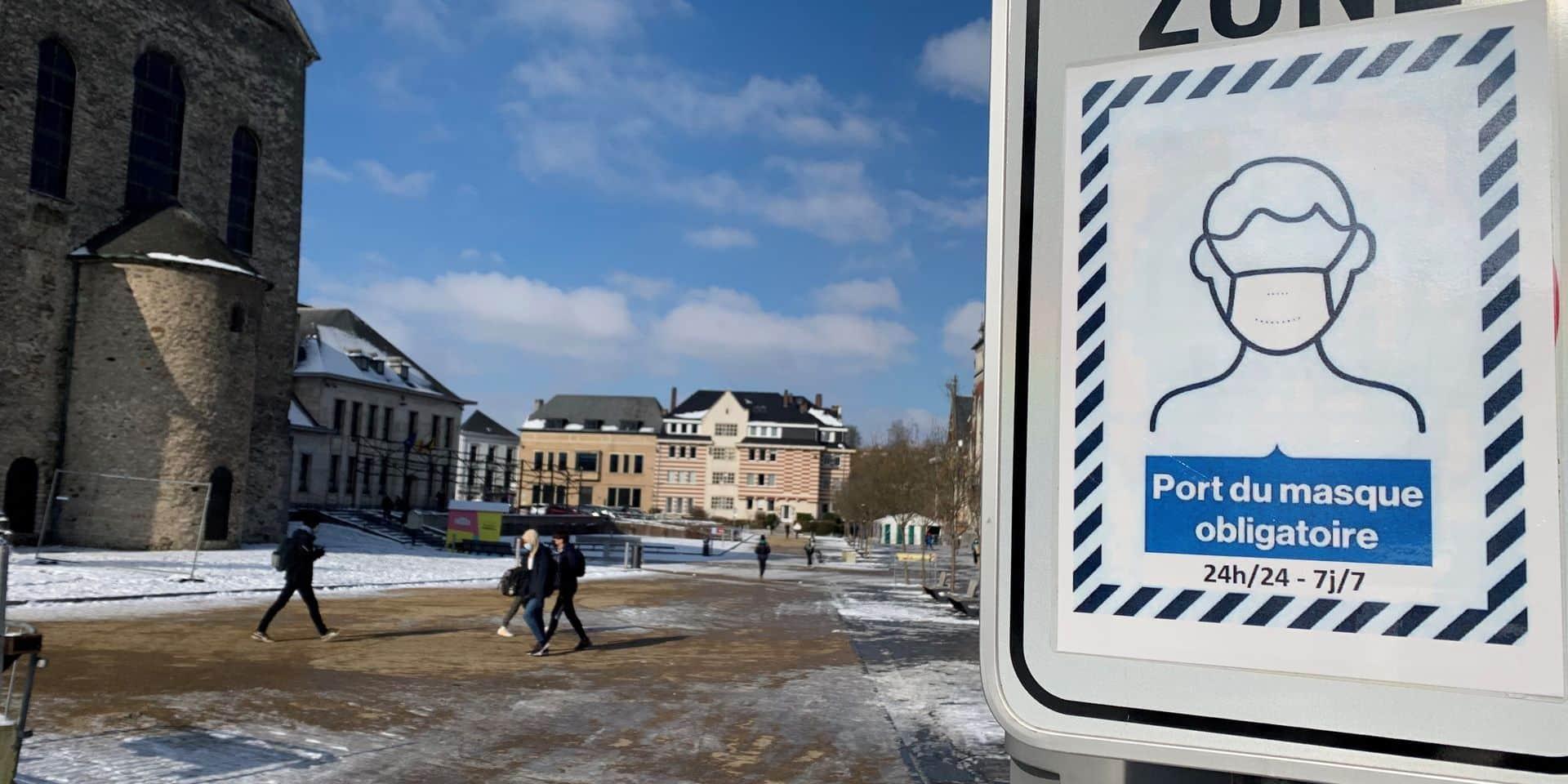 Contrôles Covid à Nivelles-Genappe: la police prône le dialogue