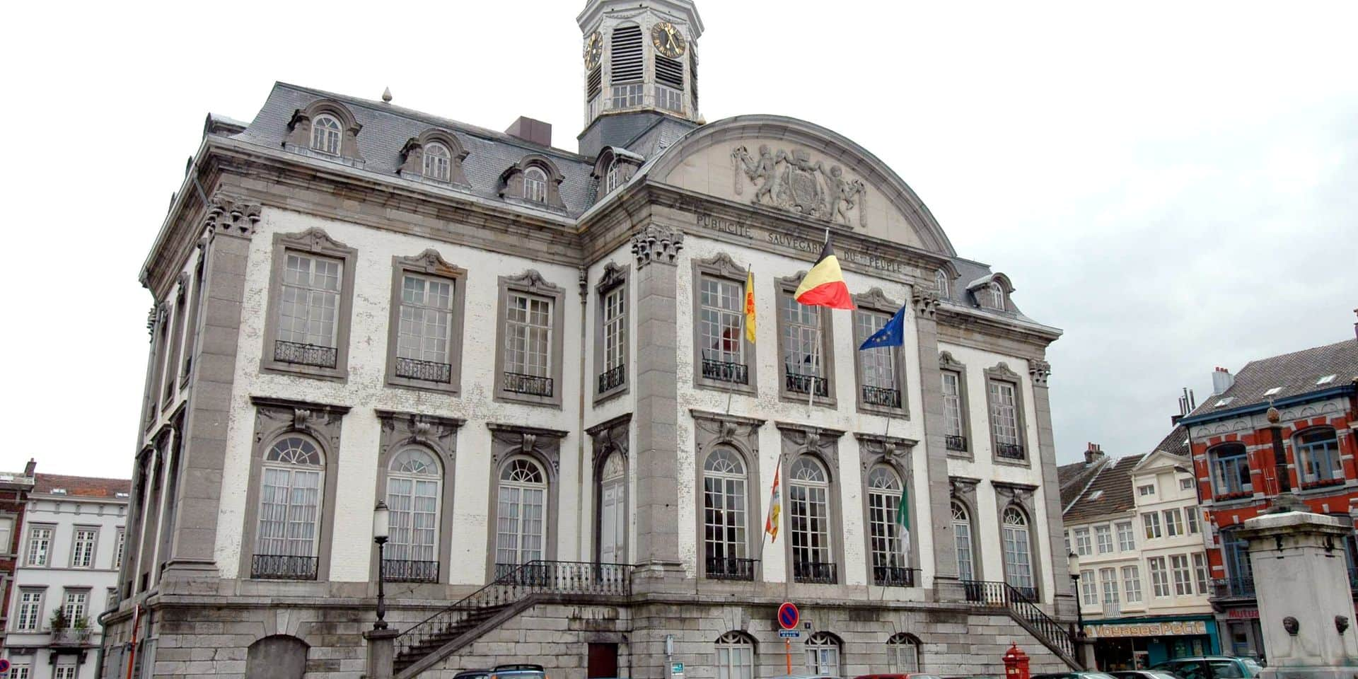 Hôtel de ville de Verviers