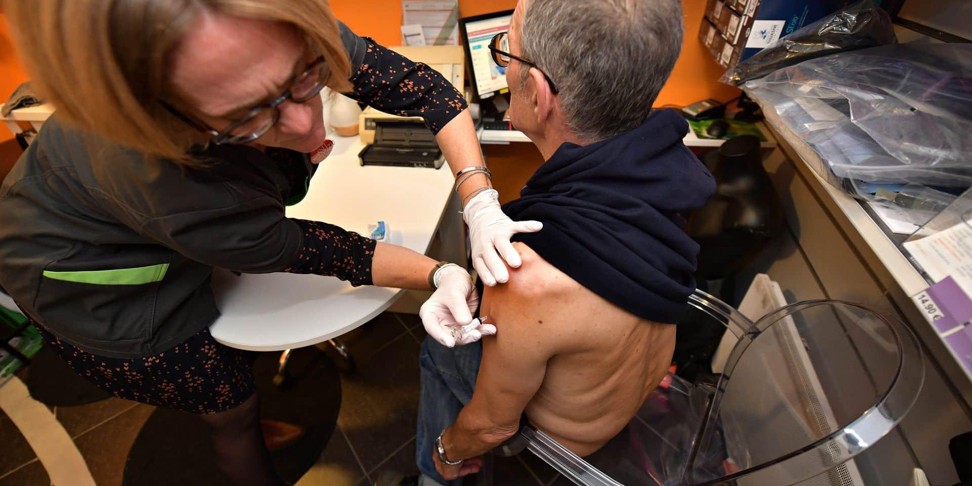 Solidaris tire la sonnette d'alarme, en pleine épidémie: trop peu de personnes à risque sont vaccinées contre la grippe!