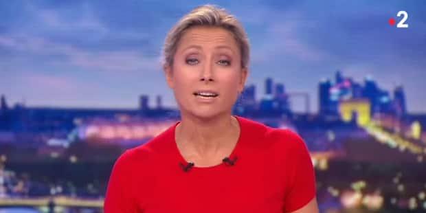 """Anne-Sophie Lapix tacle le Mondial: """"regarder des millionnaires courir après un ballon"""" - La DH"""