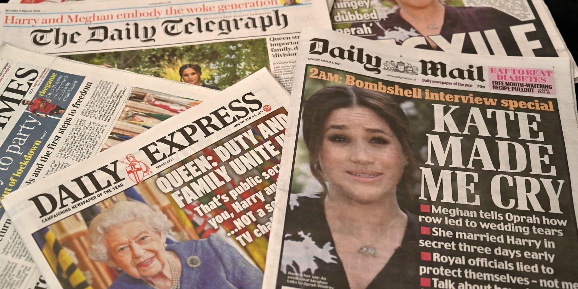 """Du racisme au sein de la famille royale britannique ? """"Ni la reine ni son mari n'ont évoqué la couleur de peau d'Archie"""""""