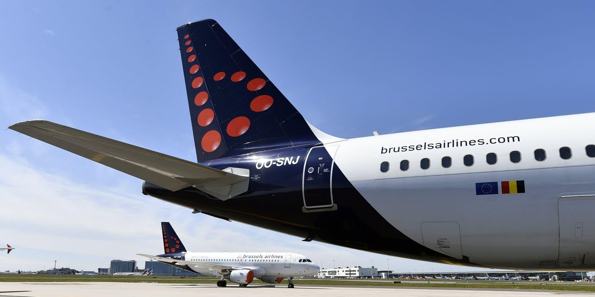 Brussels Airlines: accord conclu entre Lufthansa et le gouvernement allemand sur un ensemble d'aides