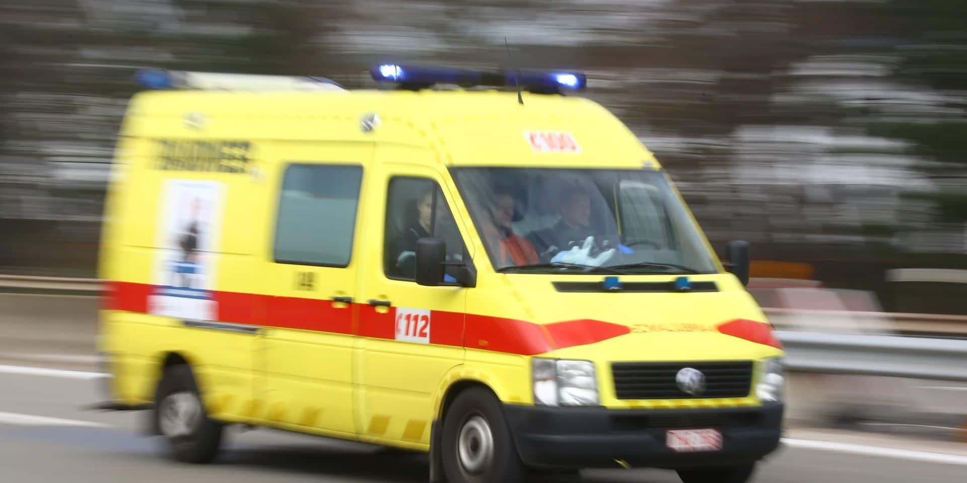 Une personne hospitalisée à la suite d'un accident d'ULM à Assesse