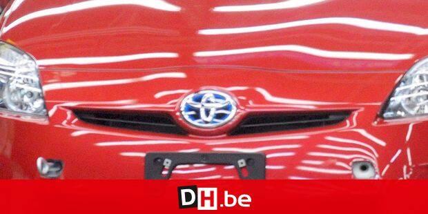 Rappel de voitures hybrides Toyota: 13.000 véhicules concernés en Belgique