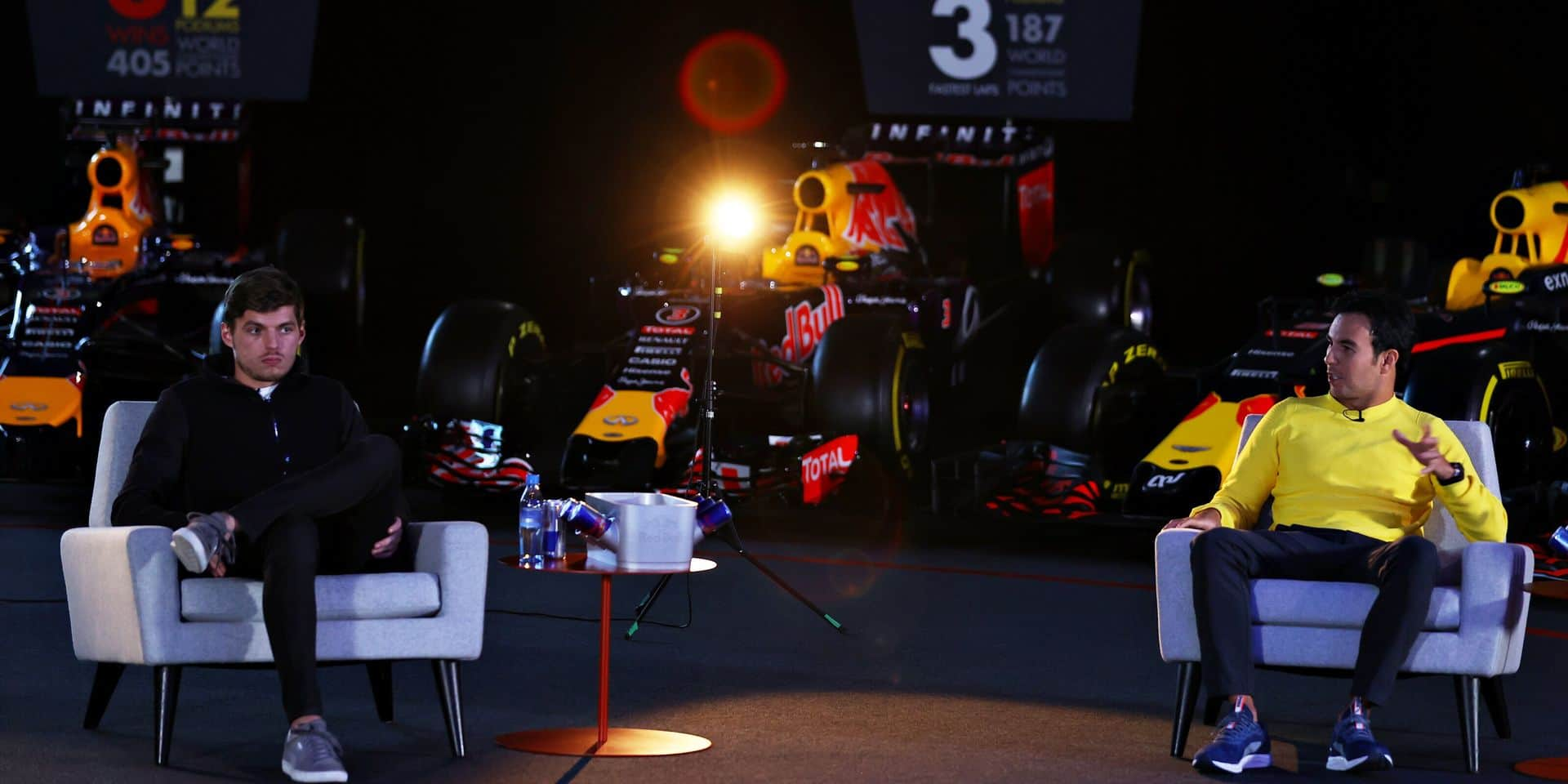 An Evening with Red Bull Racing