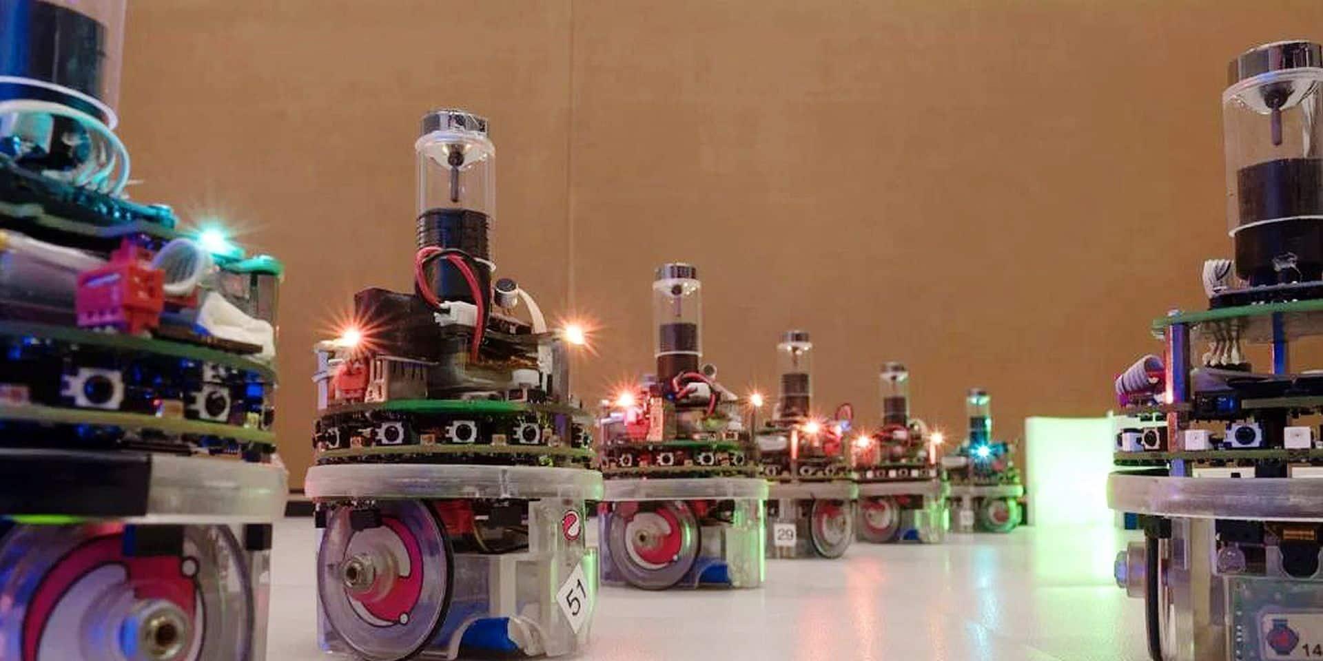 """Des robots """"Made in Belgium"""" vont épauler les secouristes pour sauver des vies"""