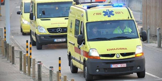 Amay: un accident de la circulation fait un mort - La DH