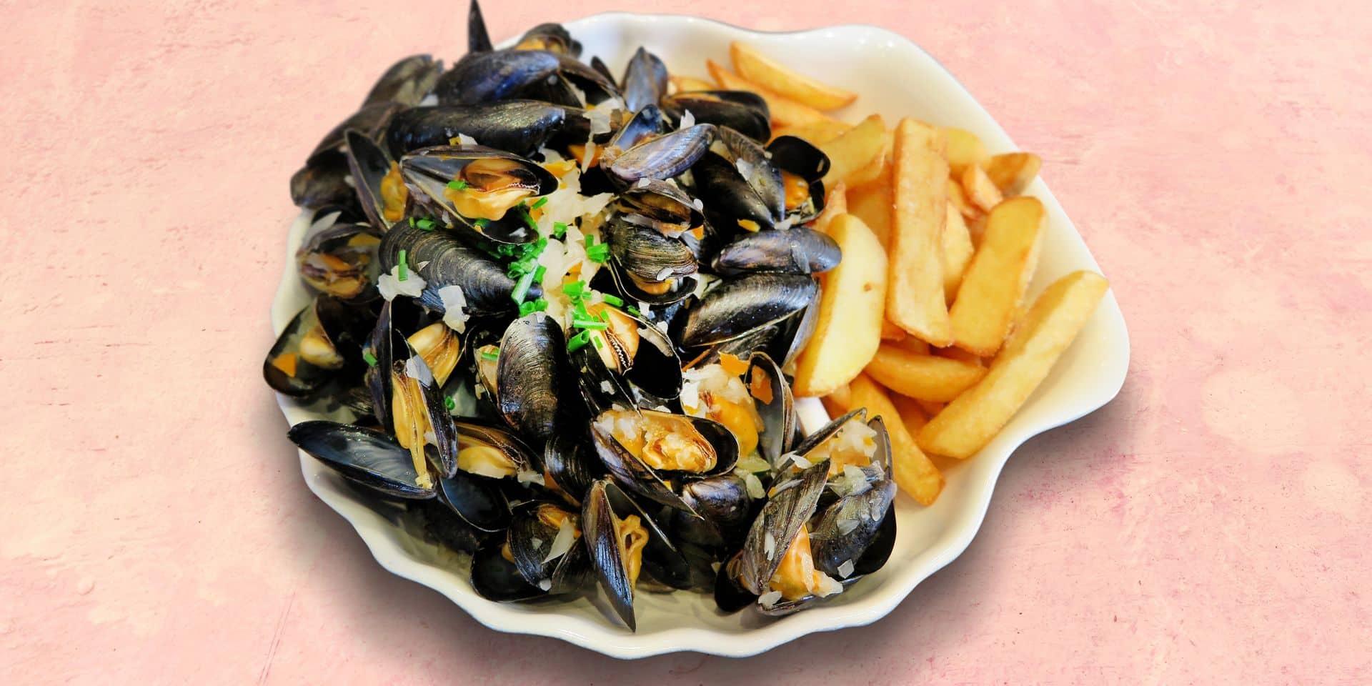 Le grand écart pour le prix des moules-frites à la Mer : de 16 à… 27 € !