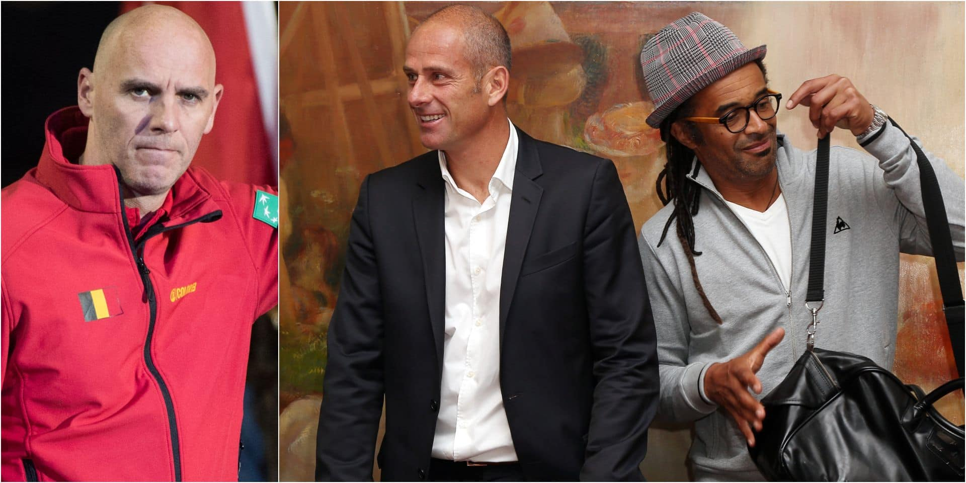Combiner Coupe Davis et Fed Cup: Van Herck va la jouer comme Noah et Forget