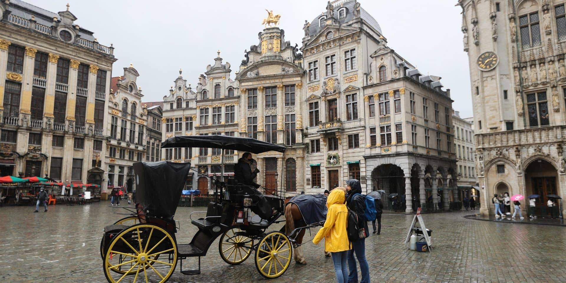 La Ville de Bruxelles annule les festivités du bal national