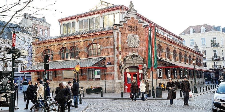 Bruxelles-Ville : la seconde partie du réaménagement du quartier St Géry va démarrer