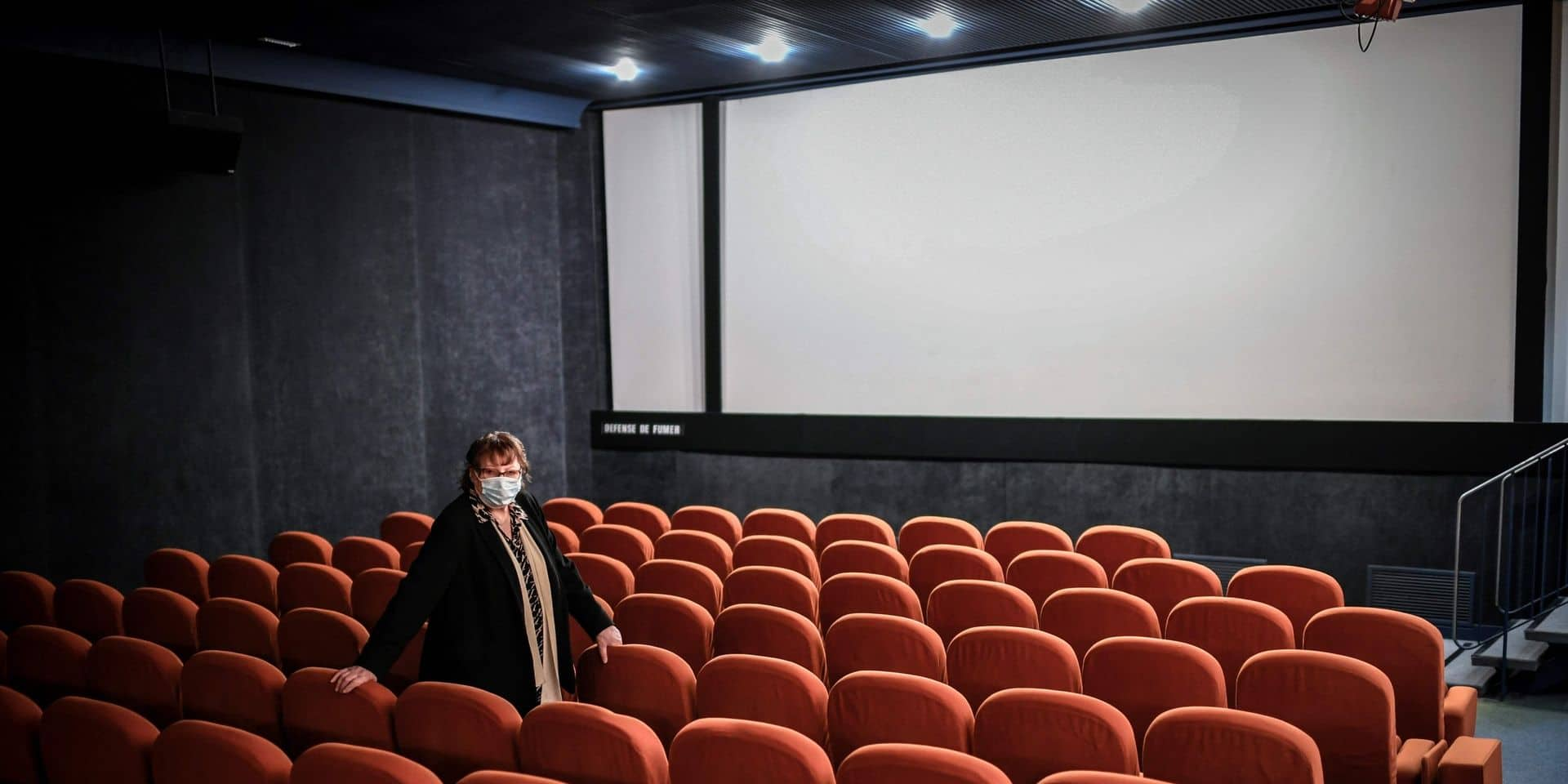 """Les cinémas commerciaux pointent 'l'injustice"""" de la Fédération Wallonie-Bruxelles : """"nous avons été oubliés"""""""