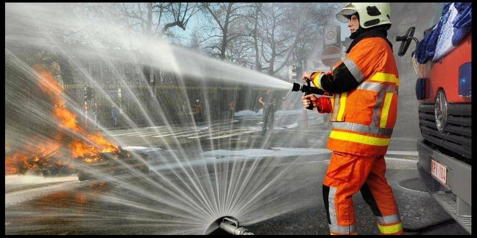 Dinant : des pompiers volontaires réclament leurs heures de garde à domicile