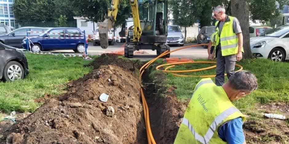 Inondations : les services des télécoms devraient être totalement rétablis d'ici la fin du mois de juillet