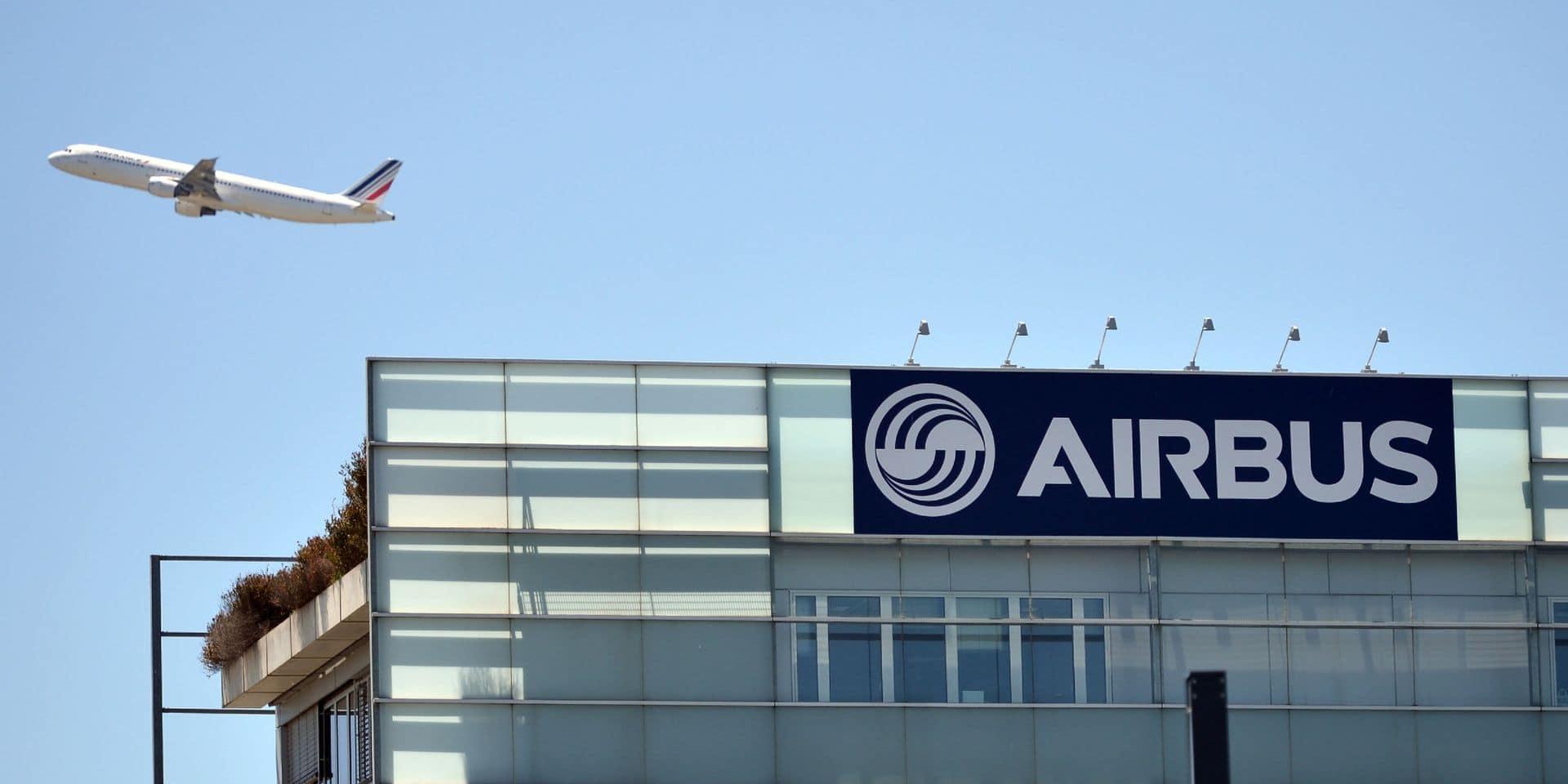 Airbus envisagerait un vaste plan de licenciments