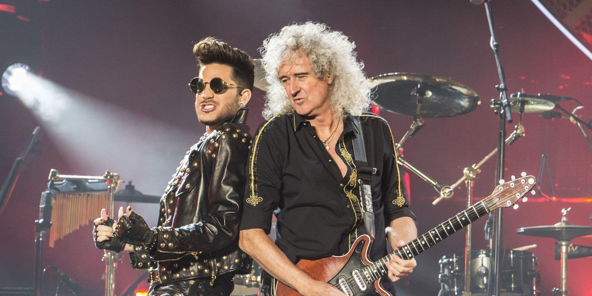 Adam Lambert et Queen : premier album ensemble