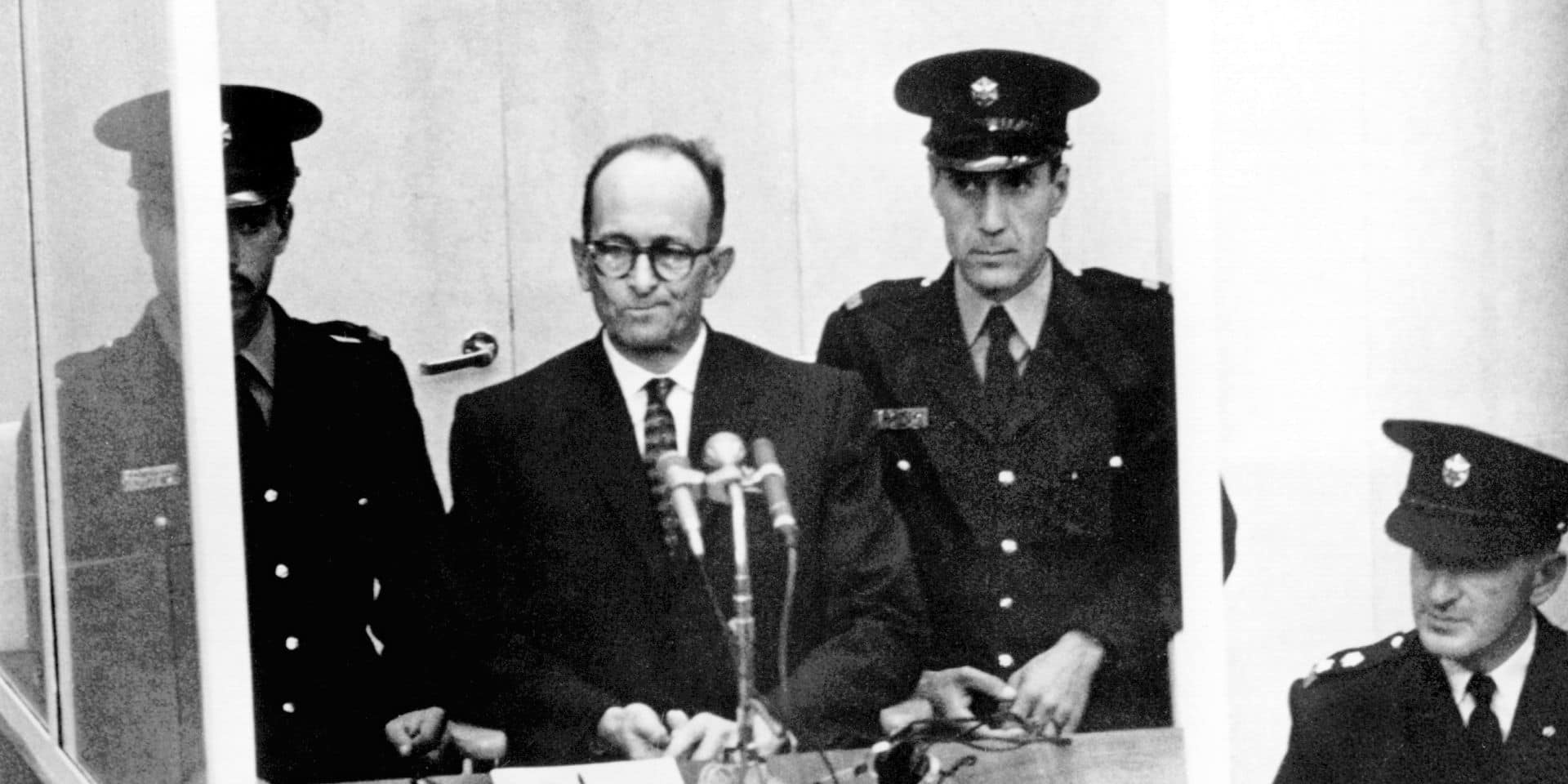50th Anniversary of the execution of Adolf Eichmann
