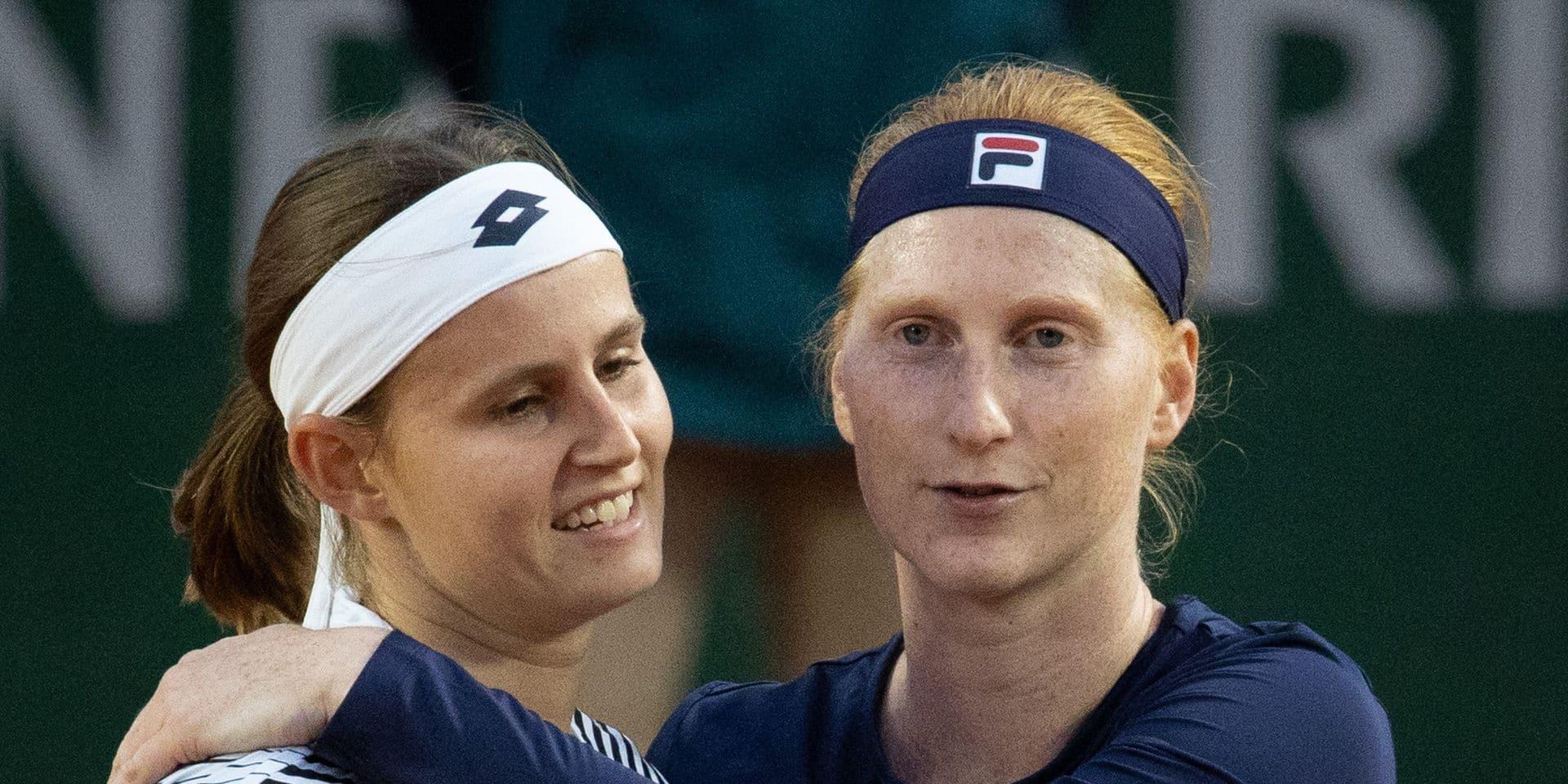 Greet Minnen rencontrera la Tchèque Krejcikova au 2e tour
