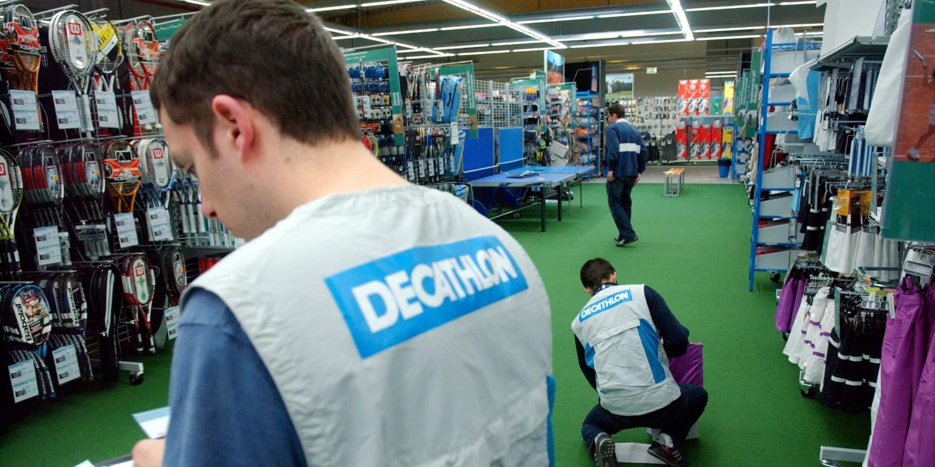 Liège : deux nouveaux magasins Decathlon ouvrent leurs portes
