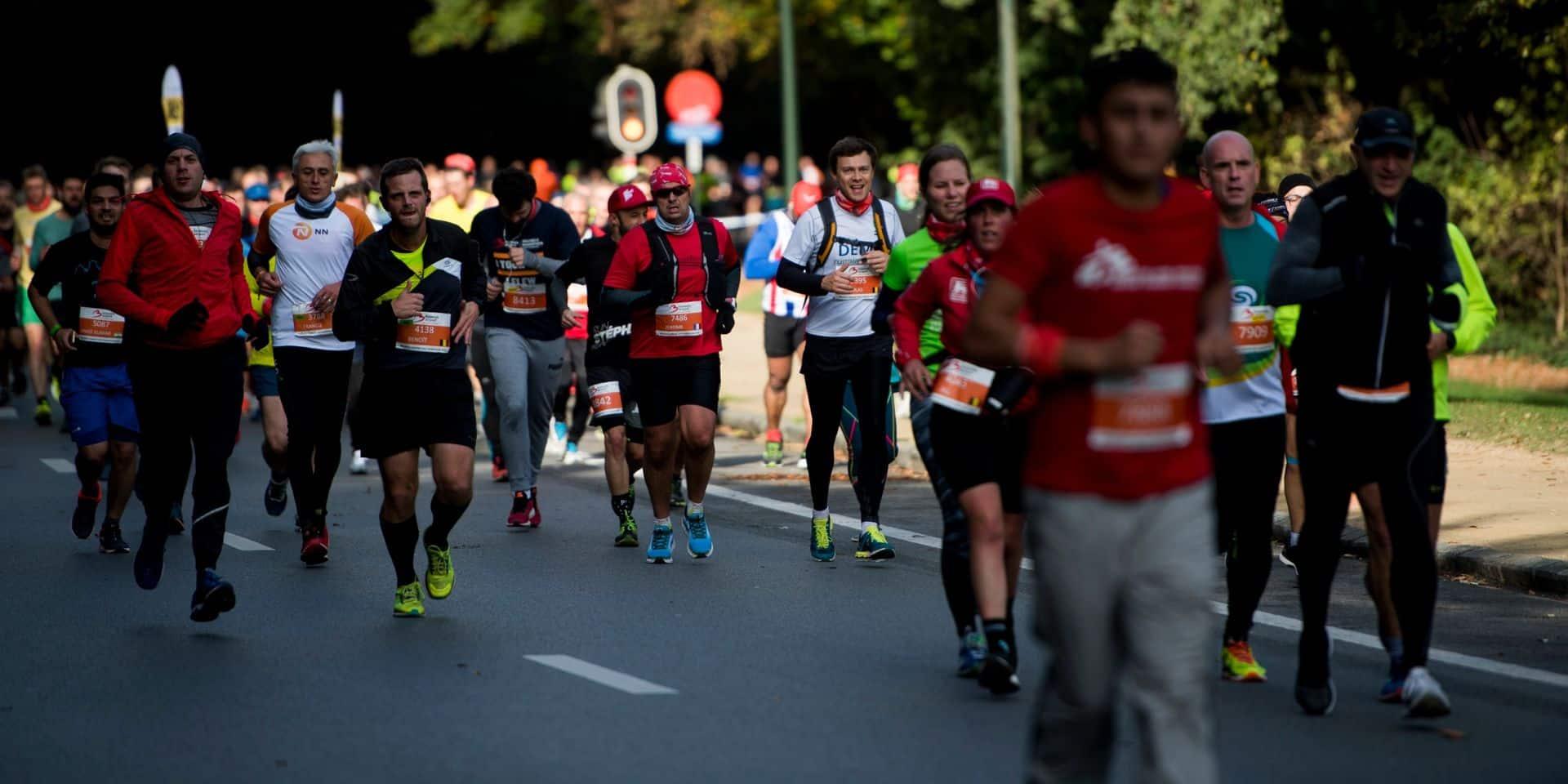 Le marathon de Bruxelles annulé et remplacé par un format virtuel