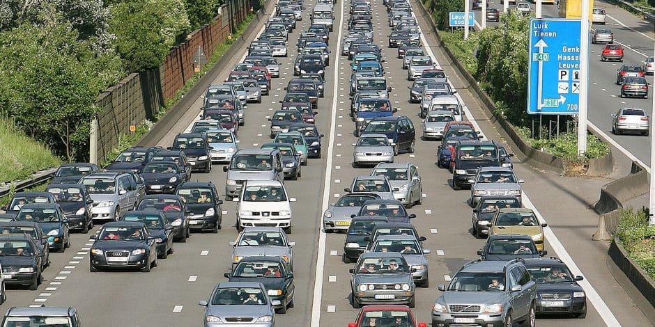 Pourquoi la Belgique n'a jamais été aussi embouteillée - La DH