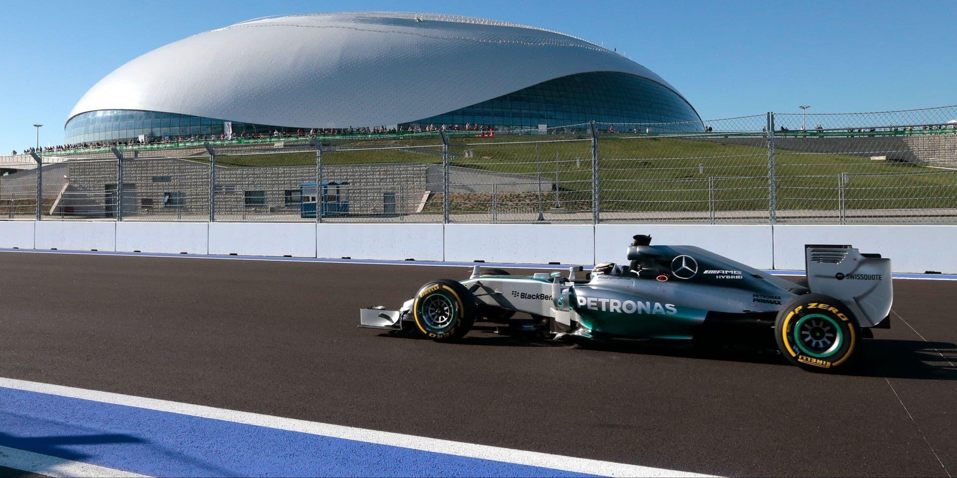 La Russie pense pouvoir être le premier Grand Prix de Formule 1 avec du public en 2020