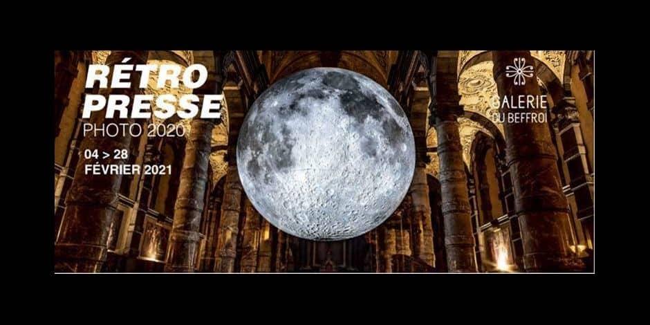 Namur : la Rétro Presse à la Galerie du Beffroi