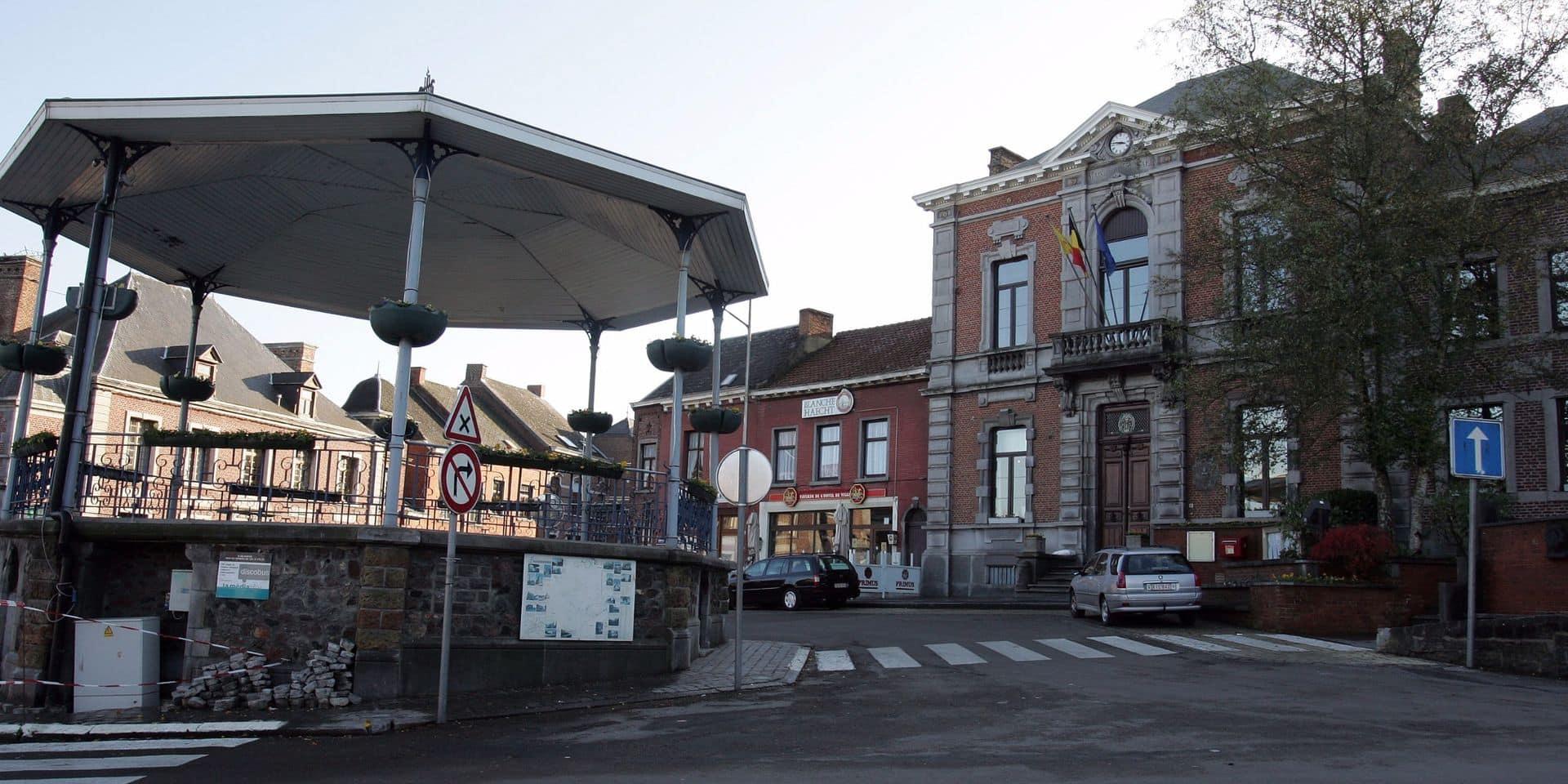 Un mini festival sur le kiosque d'Écaussinnes grâce au crowdfunding