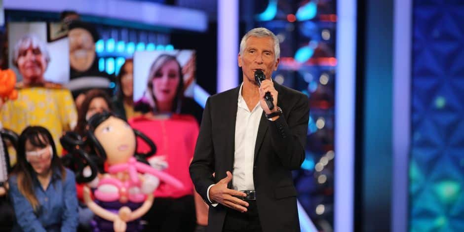 """100 millions d'euros: le """"salaire"""" exorbitant de Nagui avec France TV"""