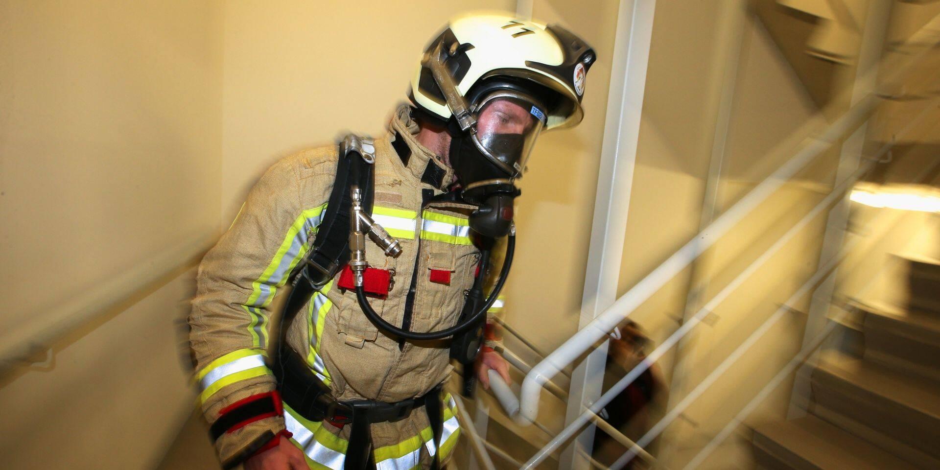 """Les pompiers bruxellois au bord de la rupture : """"nous sommes à bout, nous la prenons la 2e vague en pleine figure"""""""