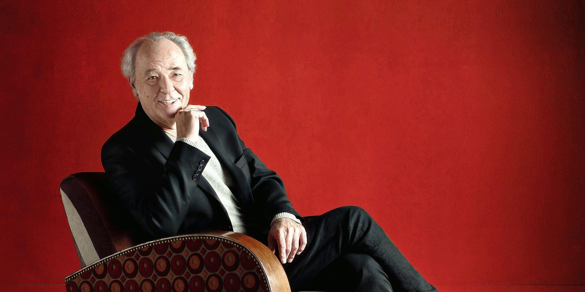 """Maxime Le Forestier, 50 ans de carrière et un retour: """"Le regret du passé ne sert à rien"""""""