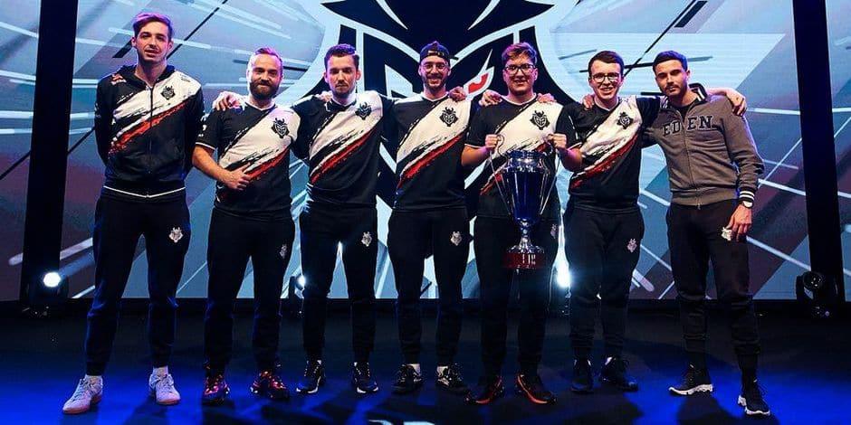 G2 Esports remporte la Champions Cup 2019