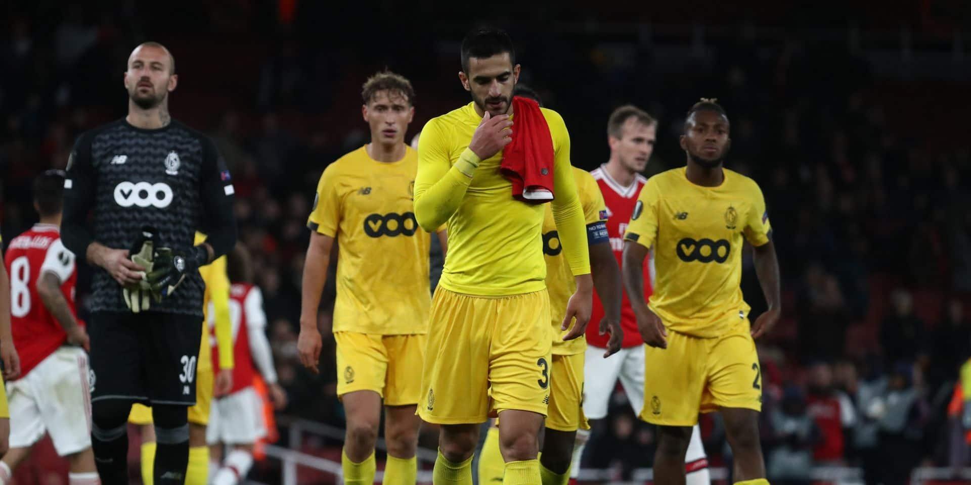 """Match d'Europa League du Standard reporté: """"Une fois de plus, il est regrettable de constater que les pressions financières ont prévalu"""""""