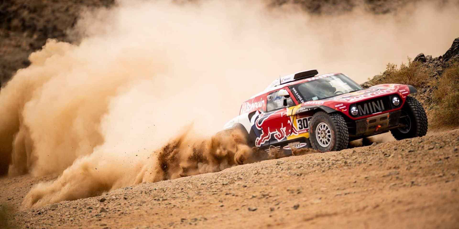 Dakar - Étape 4 (Autos) : Peterhansel s'impose, Al-Attiyah sanctionné