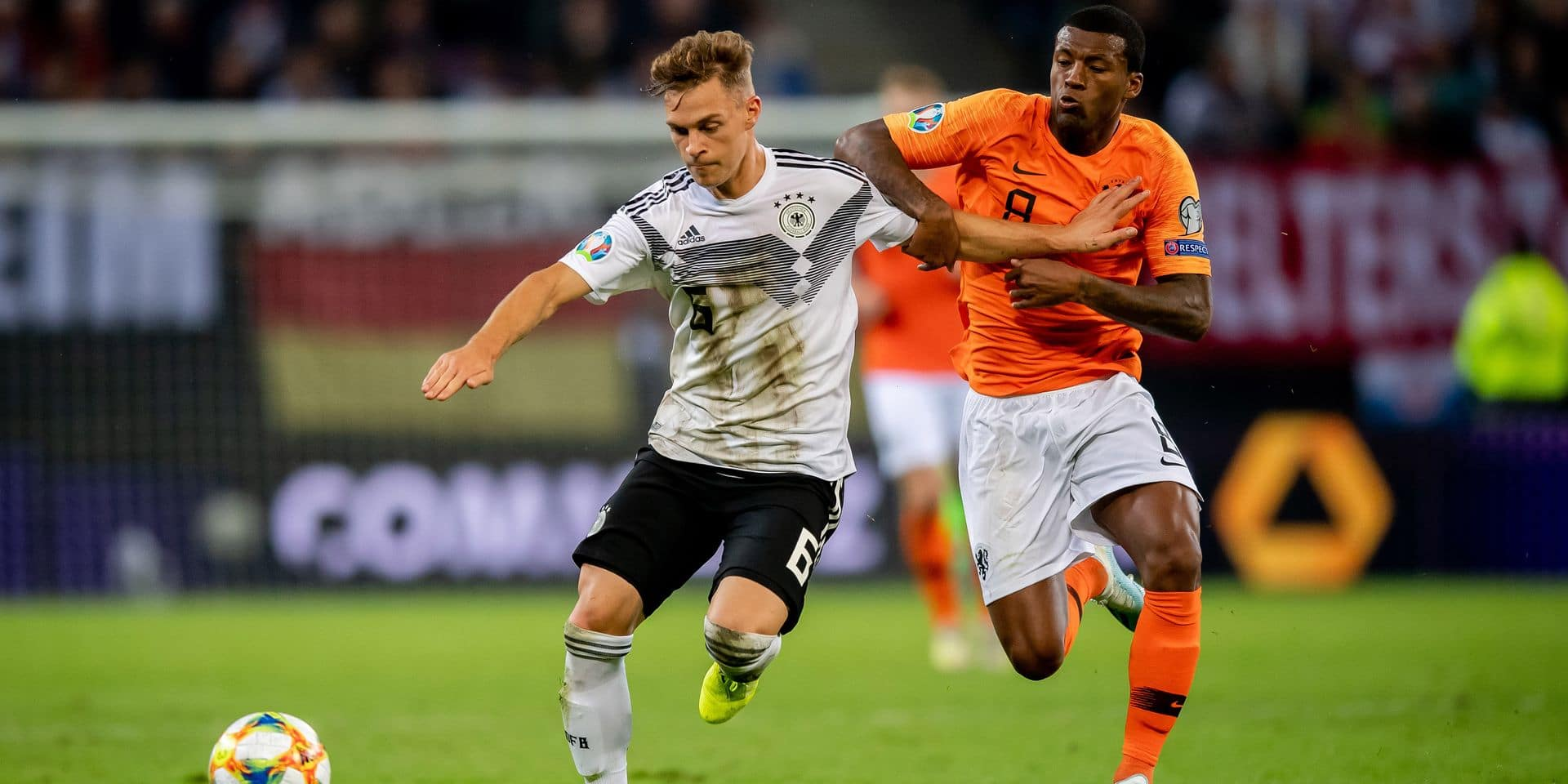 GES / Football / Germany - Netherlands, 06.09.2019
