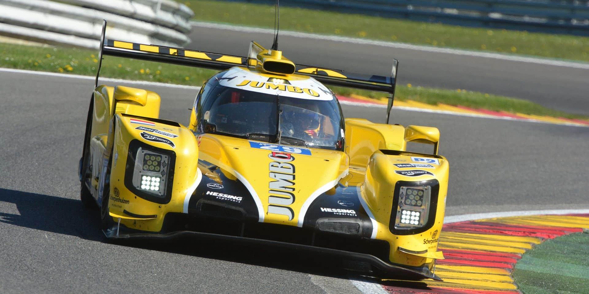 """Jan Lammers (Dallara n°29) : """"Le WEC est plus fermé qu'à l'époque du Groupe C"""""""