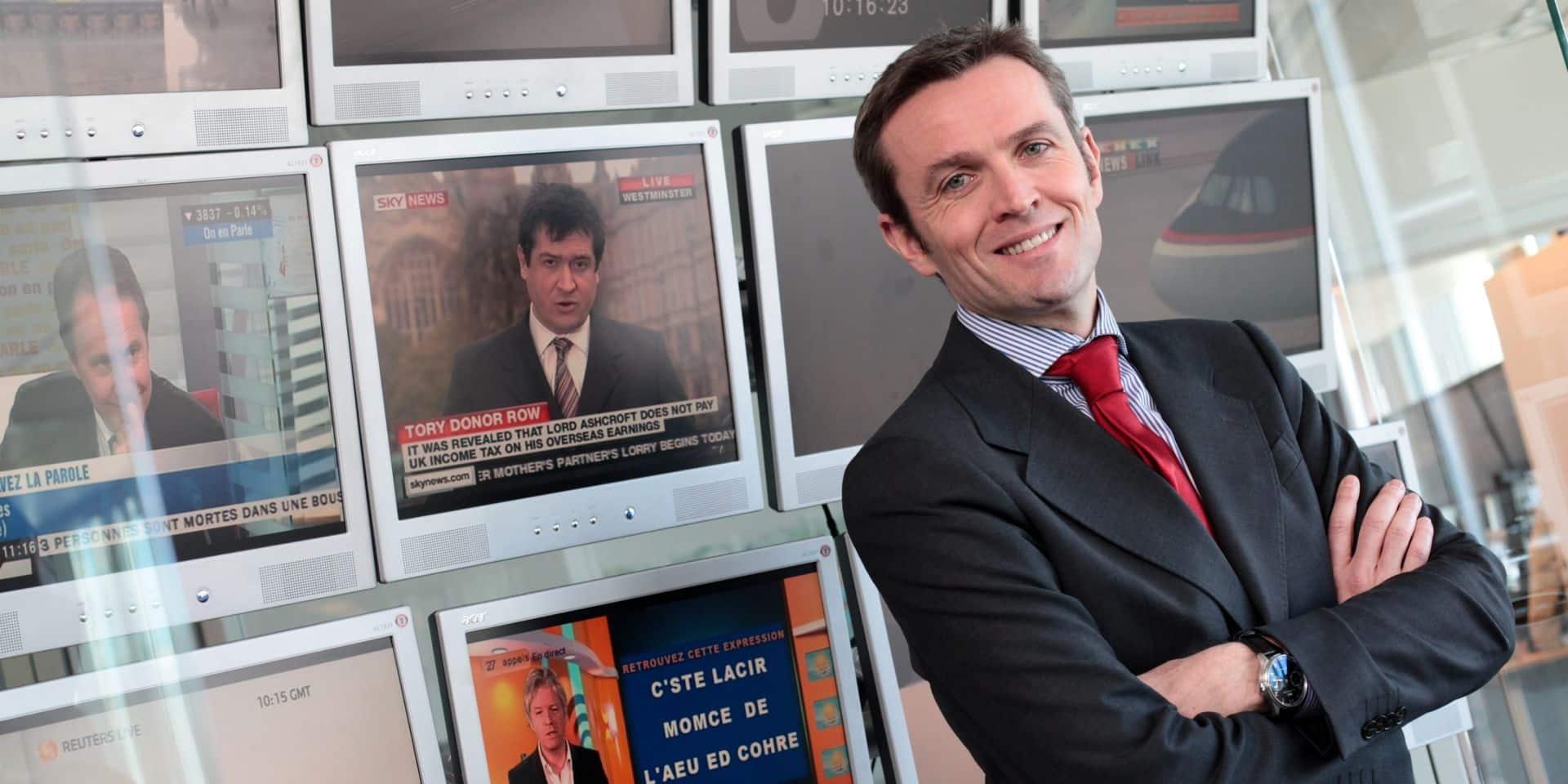 """Laurent Haulotte (RTL Belgique) ne croit pas en la Superligue: """"Ils finiront par s'entendre"""""""