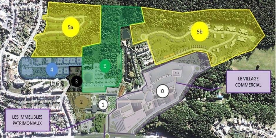 Seraing: le collège communal s'opposera à des logements dans les bois du Val Saint-Lambert