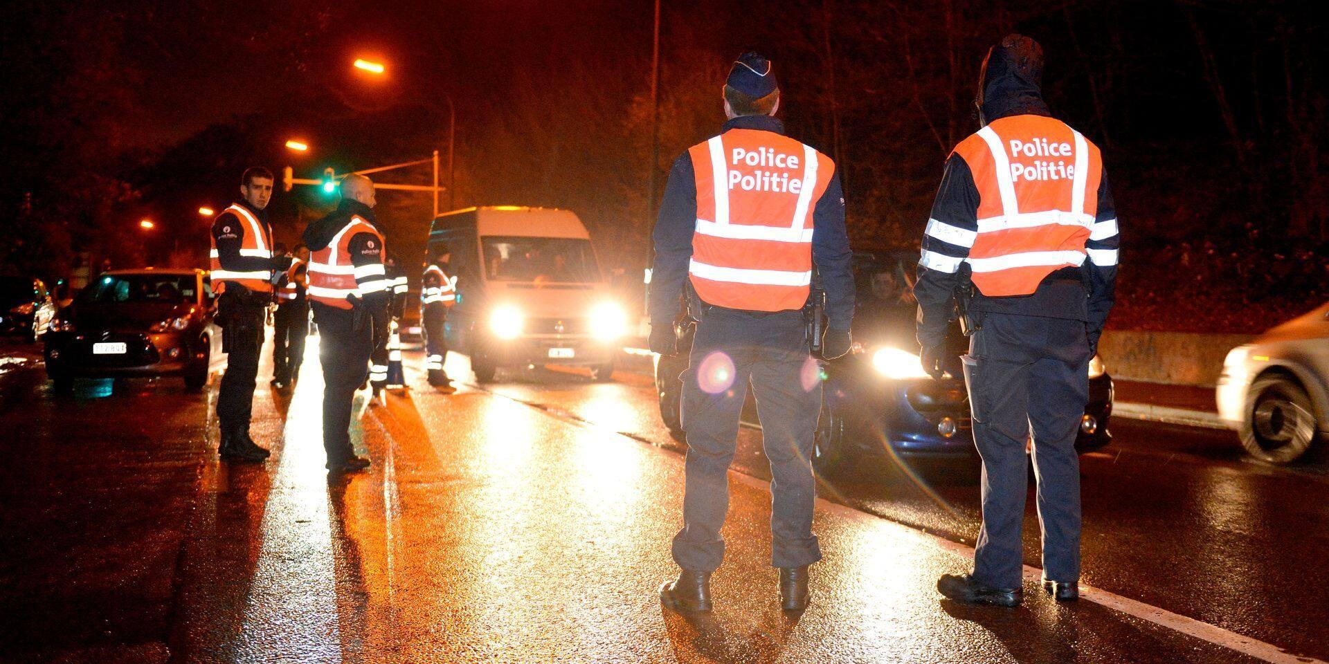 Zone Stavelot-Malmedy: contrôles alcool