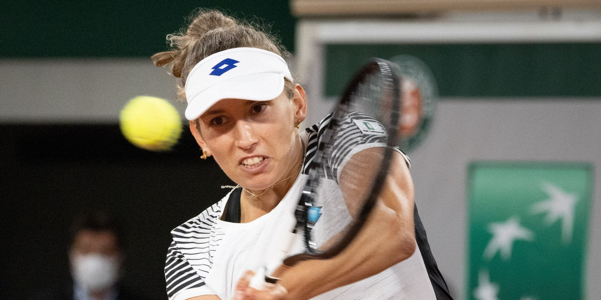 WTA Ostrava: Elise Mertens qualifiée pour les quarts de finale