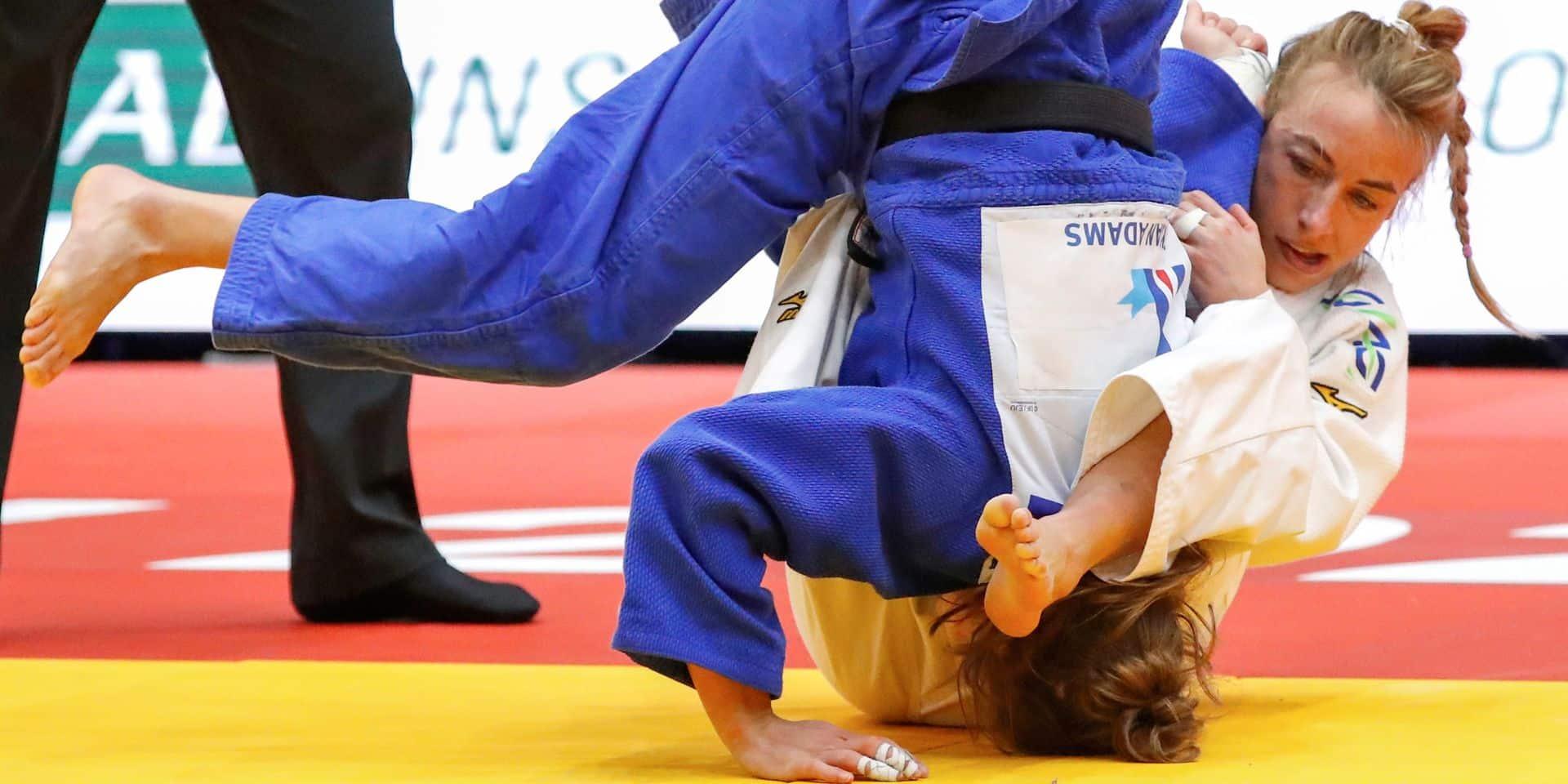 Charline Van Snick combattra pour le bronze à l'Euro, tout comme Jorre Verstraeten !