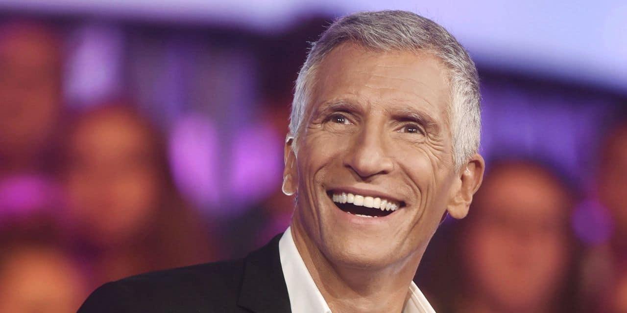 """Nagui fait ses adieux aux téléspectateurs de """"Tout Le Monde Veut Prendre Sa Place"""""""