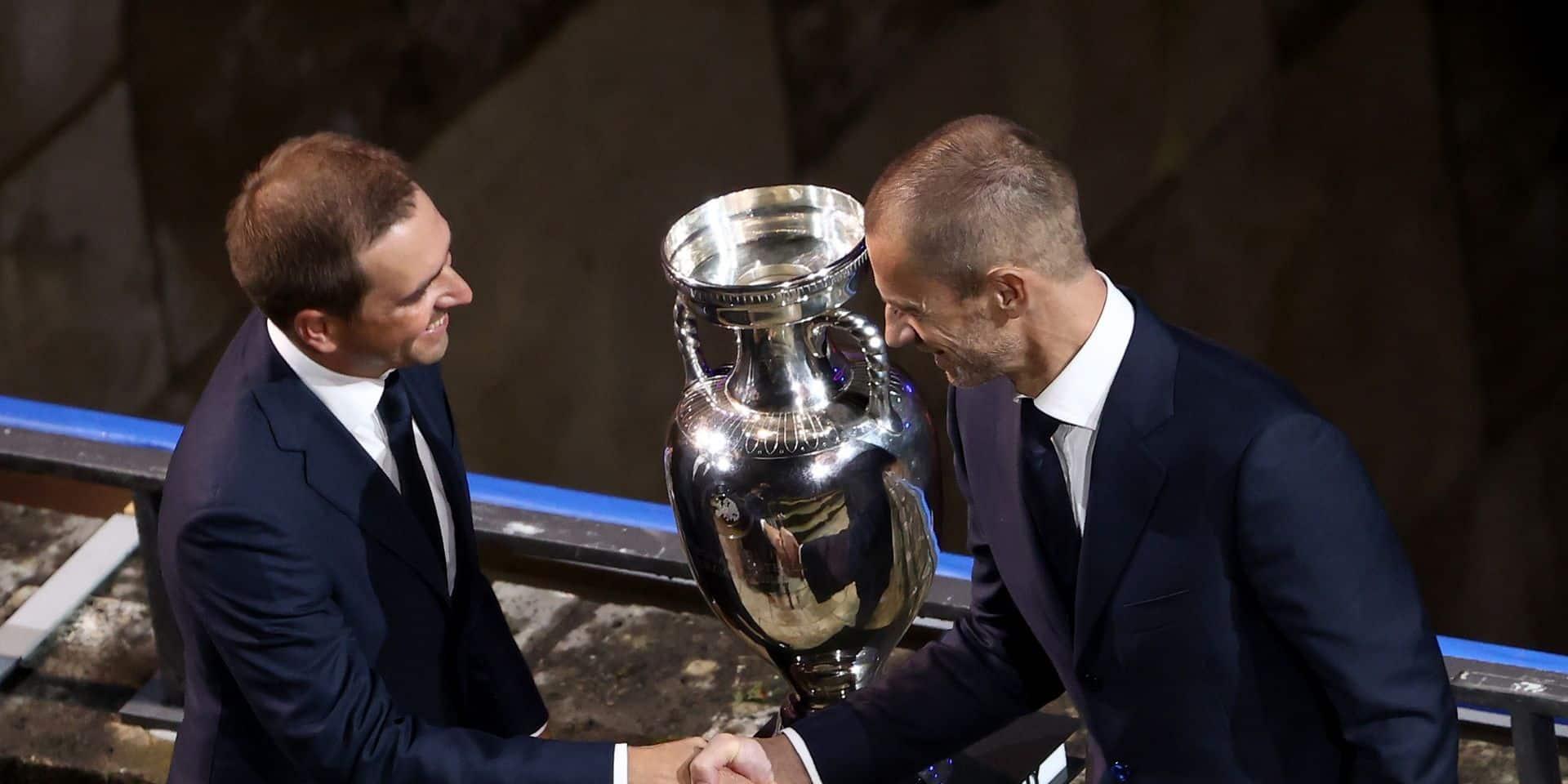Qualifications Euro 2024: le tirage au sort fixé au 9 octobre 2022 à Francfort