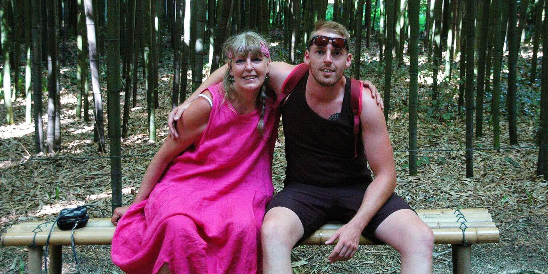 """La maman de Kevin Vanneste, disparu en Corse depuis un an : """"C'est très difficile mais je continue à y croire, pour moi, il est encore en vie…"""""""