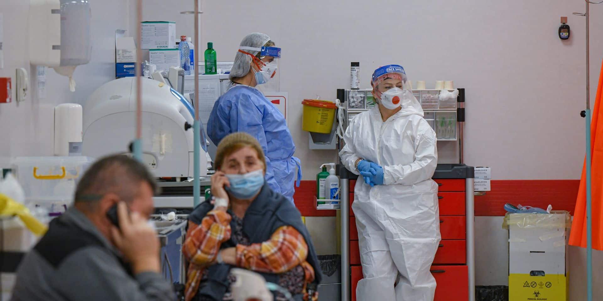 Forte hausse des cas de coronavirus dans certains pays d'Europe : le point sur la situation