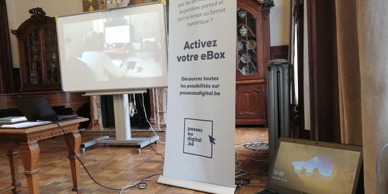 Première e-box à Saint-Gilles : Les habitants pourront envoyer des recommandés depuis chez eux